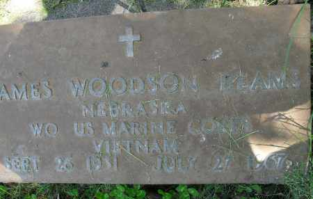 BEAMS, JAMES WOODSON - Valley County, Nebraska   JAMES WOODSON BEAMS - Nebraska Gravestone Photos