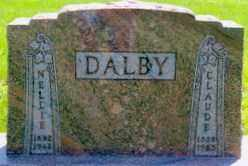 DALBY, CLAUDE - Valley County, Nebraska | CLAUDE DALBY - Nebraska Gravestone Photos