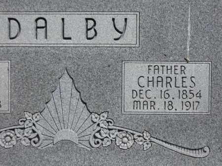 DALBY, CHARLES - Valley County, Nebraska | CHARLES DALBY - Nebraska Gravestone Photos