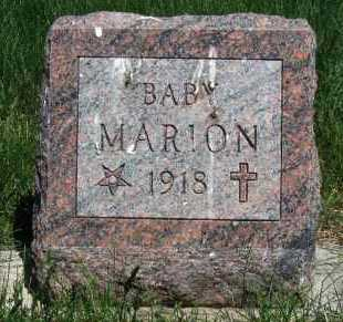 DALBY, MARION - Valley County, Nebraska | MARION DALBY - Nebraska Gravestone Photos