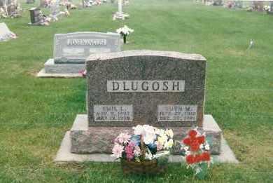 DLUGOSH, EMIL - Valley County, Nebraska   EMIL DLUGOSH - Nebraska Gravestone Photos