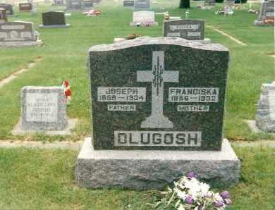 KOSCZMEIDER DLUGOSH, FRANCISKA - Valley County, Nebraska | FRANCISKA KOSCZMEIDER DLUGOSH - Nebraska Gravestone Photos