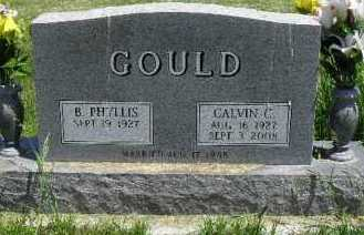 GOULD, CALVIN C. - Valley County, Nebraska   CALVIN C. GOULD - Nebraska Gravestone Photos
