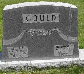 GOULD, HOWARD B. - Valley County, Nebraska | HOWARD B. GOULD - Nebraska Gravestone Photos