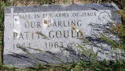 GOULD, PATTIE - Valley County, Nebraska | PATTIE GOULD - Nebraska Gravestone Photos