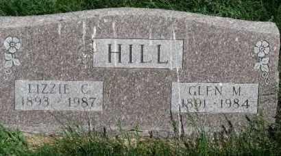 HILL, GLEN M. - Valley County, Nebraska | GLEN M. HILL - Nebraska Gravestone Photos