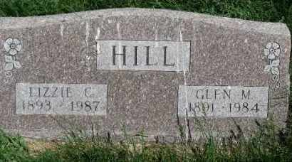 HILL, GLEN M. - Valley County, Nebraska | GLEN M. HILL - Nebraska Gravestone Photos