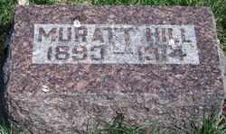 HILL, MURATT - Valley County, Nebraska | MURATT HILL - Nebraska Gravestone Photos