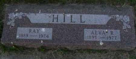 HILL, RAY S - Valley County, Nebraska   RAY S HILL - Nebraska Gravestone Photos