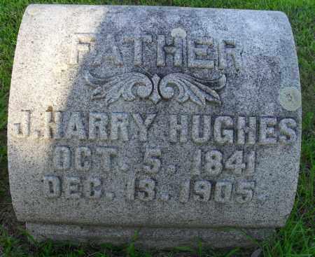 HUGHES, J HARRY - Valley County, Nebraska | J HARRY HUGHES - Nebraska Gravestone Photos