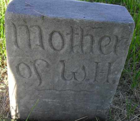 HUNT, MOTHER - Valley County, Nebraska   MOTHER HUNT - Nebraska Gravestone Photos