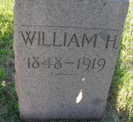 HUNT, WILLIAM H - Valley County, Nebraska   WILLIAM H HUNT - Nebraska Gravestone Photos