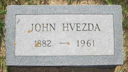 HVEZDA, JOHN - Valley County, Nebraska | JOHN HVEZDA - Nebraska Gravestone Photos