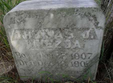 HVEZDA, THOMAS J. - Valley County, Nebraska | THOMAS J. HVEZDA - Nebraska Gravestone Photos
