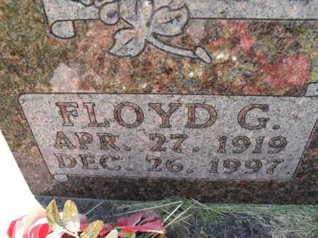 SMITH, FLOYD GEORGE - Valley County, Nebraska | FLOYD GEORGE SMITH - Nebraska Gravestone Photos