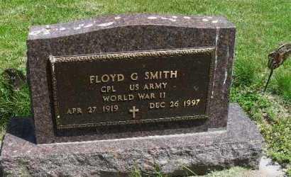 SMITH, FLOYD G. - Valley County, Nebraska | FLOYD G. SMITH - Nebraska Gravestone Photos