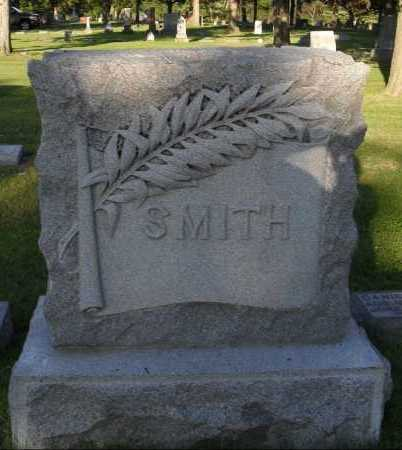 SMITH, HEADSTONE - Valley County, Nebraska | HEADSTONE SMITH - Nebraska Gravestone Photos