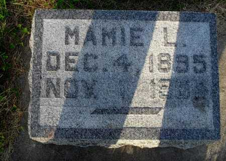 SMITH, MAMIE L - Valley County, Nebraska | MAMIE L SMITH - Nebraska Gravestone Photos