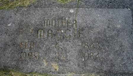 THOMPSON, MAGGIE - Valley County, Nebraska | MAGGIE THOMPSON - Nebraska Gravestone Photos