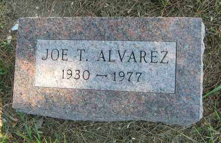 ALVAREZ, JOE T. - Washington County, Nebraska | JOE T. ALVAREZ - Nebraska Gravestone Photos