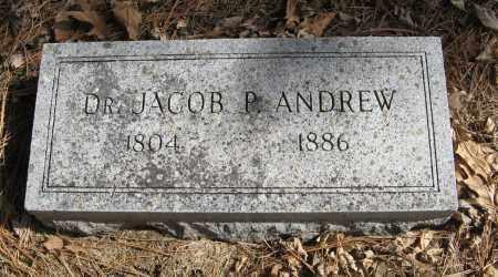 ANDREW, JACOB P. DR. - Washington County, Nebraska | JACOB P. DR. ANDREW - Nebraska Gravestone Photos