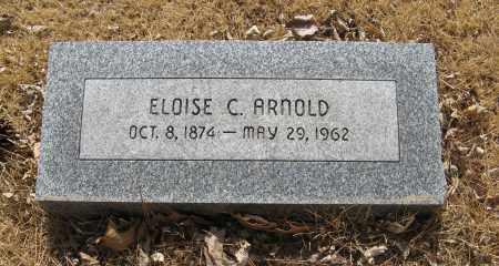 ARNOLD, ELOISE C. - Washington County, Nebraska | ELOISE C. ARNOLD - Nebraska Gravestone Photos