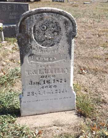 BAILEY, THOMAS - Washington County, Nebraska | THOMAS BAILEY - Nebraska Gravestone Photos