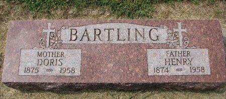 BARTLING, DORIS - Washington County, Nebraska   DORIS BARTLING - Nebraska Gravestone Photos