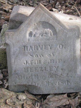 BEEZLEY, HARVEY O. - Washington County, Nebraska   HARVEY O. BEEZLEY - Nebraska Gravestone Photos