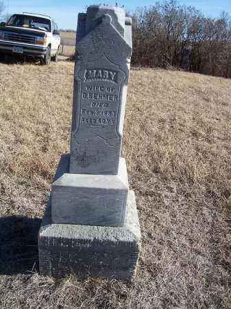 BEHMER, MARY - Washington County, Nebraska | MARY BEHMER - Nebraska Gravestone Photos