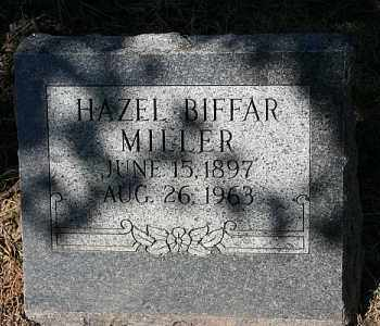 BIFFAR, HAZEL - Washington County, Nebraska | HAZEL BIFFAR - Nebraska Gravestone Photos