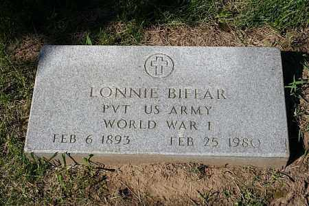 BIFFAR, LONNIE - Washington County, Nebraska   LONNIE BIFFAR - Nebraska Gravestone Photos