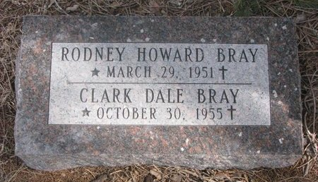 BRAY, RODNEY HOWARD - Washington County, Nebraska | RODNEY HOWARD BRAY - Nebraska Gravestone Photos