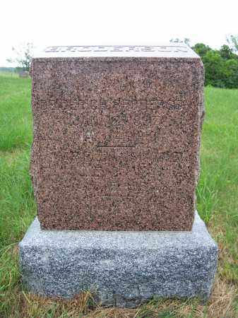 BRODERSON, DIEDERICH - Washington County, Nebraska | DIEDERICH BRODERSON - Nebraska Gravestone Photos