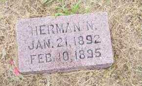 BRODERSON, HERMAN NELSON - Washington County, Nebraska | HERMAN NELSON BRODERSON - Nebraska Gravestone Photos