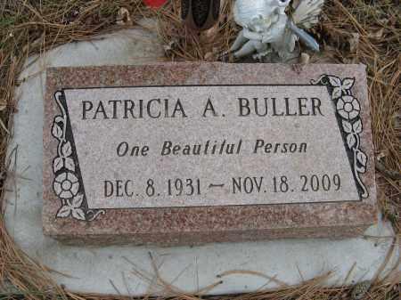 BULLER, PATRICIA A. - Washington County, Nebraska | PATRICIA A. BULLER - Nebraska Gravestone Photos