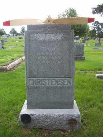 CHRISTENSEN, JENS TINUS - Washington County, Nebraska   JENS TINUS CHRISTENSEN - Nebraska Gravestone Photos