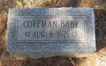 COFFMAN, (BABY) - Washington County, Nebraska | (BABY) COFFMAN - Nebraska Gravestone Photos
