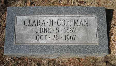 COFFMAN, CLARA H. - Washington County, Nebraska | CLARA H. COFFMAN - Nebraska Gravestone Photos