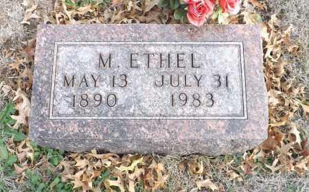 COX, M. ETHEL - Washington County, Nebraska   M. ETHEL COX - Nebraska Gravestone Photos