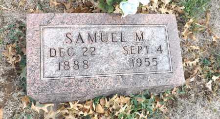 COX, SAMUEL M. - Washington County, Nebraska | SAMUEL M. COX - Nebraska Gravestone Photos