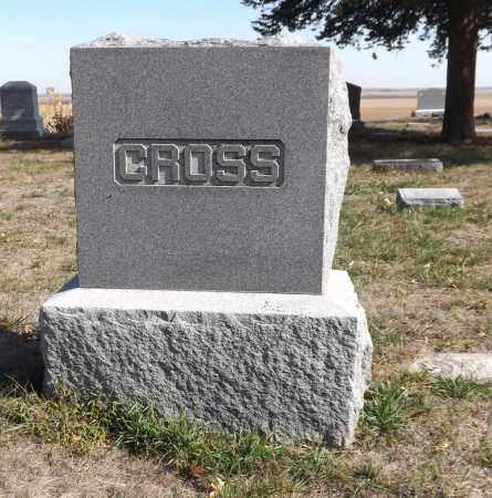 CROSS, (FAMILY MONUMENT) - Washington County, Nebraska | (FAMILY MONUMENT) CROSS - Nebraska Gravestone Photos