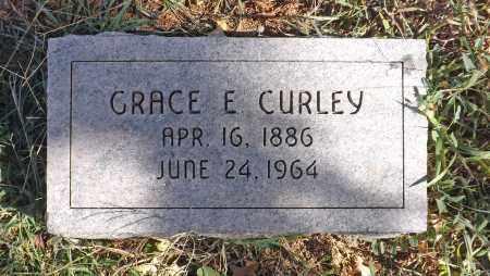 CURLEY, GRACE E. - Washington County, Nebraska | GRACE E. CURLEY - Nebraska Gravestone Photos