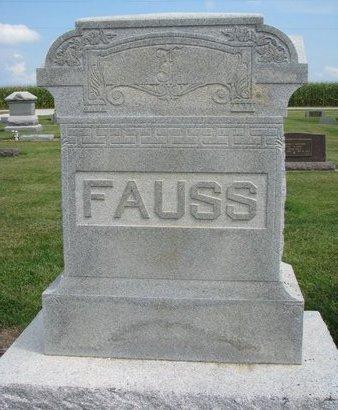 FAUSS, *FAMILY MONUMENT - Washington County, Nebraska | *FAMILY MONUMENT FAUSS - Nebraska Gravestone Photos