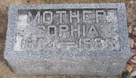 FAUSS, SOPHIA - Washington County, Nebraska | SOPHIA FAUSS - Nebraska Gravestone Photos