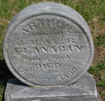 FLANAGAN, ARTHUR - Washington County, Nebraska | ARTHUR FLANAGAN - Nebraska Gravestone Photos