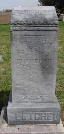 FLETCHER, FOXWELL G. - Washington County, Nebraska | FOXWELL G. FLETCHER - Nebraska Gravestone Photos