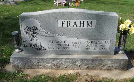 FRAHM, LORRAINE M. - Washington County, Nebraska | LORRAINE M. FRAHM - Nebraska Gravestone Photos