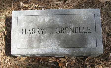 GRENELLE, HARRY T. - Washington County, Nebraska | HARRY T. GRENELLE - Nebraska Gravestone Photos
