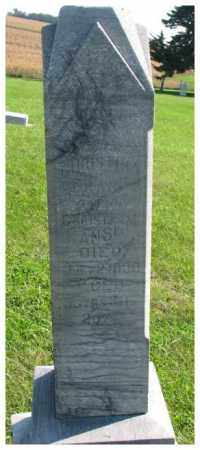 HANSEN, CHRISTINA - Washington County, Nebraska | CHRISTINA HANSEN - Nebraska Gravestone Photos